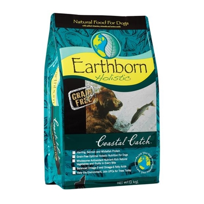 Earthborn Holistic Coastal Catch 12.0kg