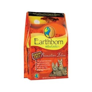 Earthborn Holistic Grain Free Primitive Feline 2.27kg