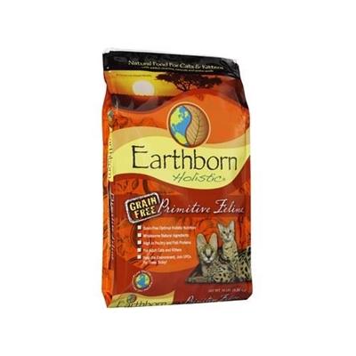Earthborn Holistic Grain Free Primitive Feline 6.3kg