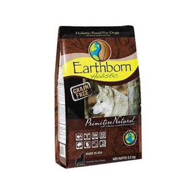 Earthborn Holistic Grain Free Primitive Natural 2.5kg
