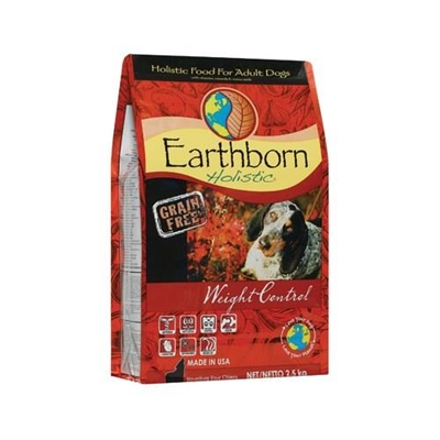 Earthborn Holistic Grain Free Weight Control Grain Free Dog Food 2.5kg