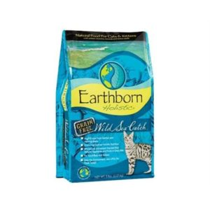 Earthborn Holistic Grain Free Wild Sea Catch Feline 2.7kg