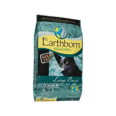 Earthborn Holistic Large Breed Grain Free Dog Food 12kg