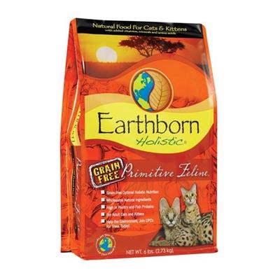 Earthborn Holistic Primitive Feline 2.7kg