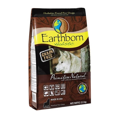 Earthborn Holistic Primitive Natural 12kg
