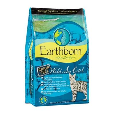 Earthborn Holistic Wild Sea Catch 2.7kg