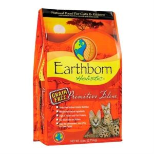Earthborn Holistic Primitive Feline 6kg