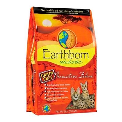 Earthborn Holistic Primitive Feline 6kg